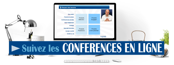 Conférences en ligne sur la silver économie et le marché des seniors