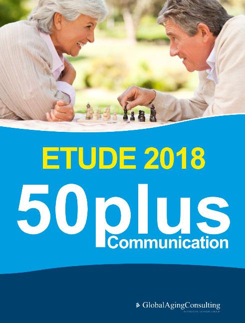 Etude 2018 sur la communication et les Seniors