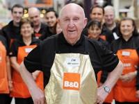 B&Q embauche des salariés Seniors