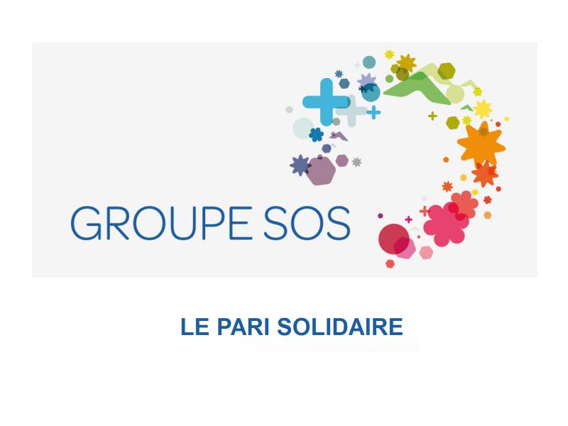 Groupe Sos - Le Pari Solidaire