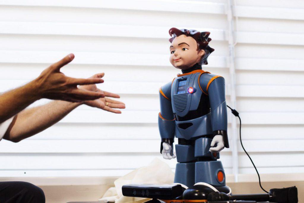Ludwig robot