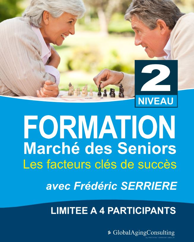 Formation Silver Economie et Marché des Seniors