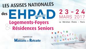 Assises nationales des Ehpad, Logements-foyers et Résidences Seniors @ Paris | Île-de-France | France