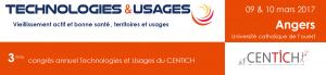 Congrès Technologies et Usages @ Angers | Pays de la Loire | France