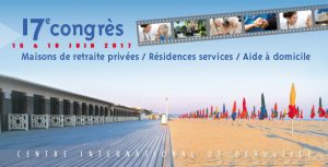 17e Congrès du SYNERPA @ Deauville | Normandie | France