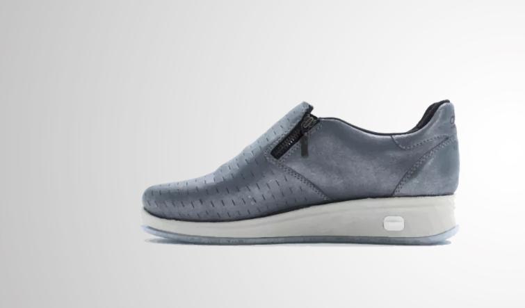 E-vone, la chaussure connectée pour les Seniors