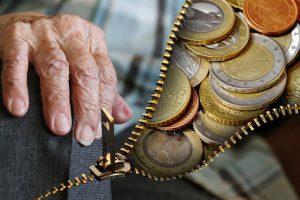 Quelle est la part de la richesse nationale consacrée aux retraites ?