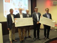Aznetwork et l'écran Pratik, lauréats du trophée «silver économie» en Normandie