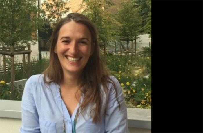 Justine Sauquet est la fondatrice de Dynseo