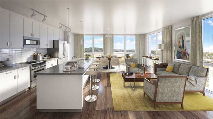 Le vieillissement commence avec une vision holistique de l'aménagement de la maison