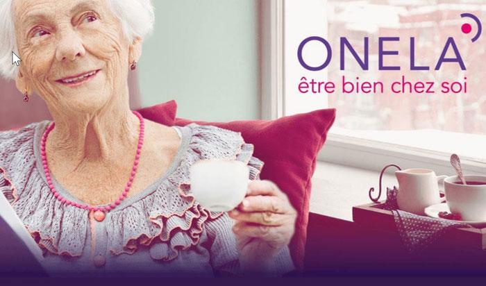 ONELA, la nouvelle marque de services à domicile par Colisée