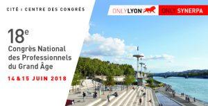 Congrès du SYNERPA 2018 @ CENTRE DE CONGRÈS DE LYON AMPHITHEATRE | Lyon | Auvergne-Rhône-Alpes | France