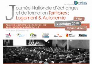 Territoires : Logement & Autonomie @ Asiem | Paris | Île-de-France | France