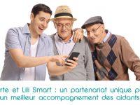Alerte téléassistance et Lili Smart