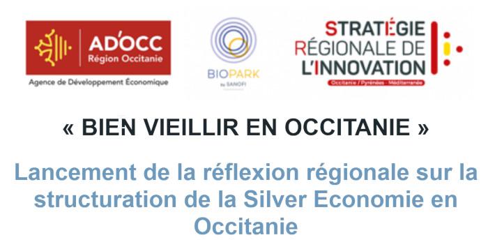 Lancement de la réflexion régionale sur la structuration de la Silver Economie en Occitanie @ Biopark by Sanofi | Toulouse | Occitanie | France