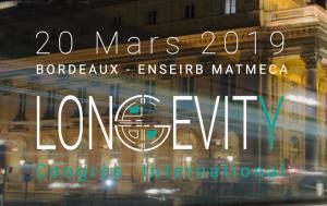 Congrès Longevity @ ENSEIRB MATMECA | Pessac | Nouvelle-Aquitaine | France