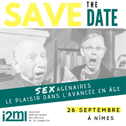 SEXagénaires : le plaisir dans l'avancée en âge @ Université de Nîmes | Nîmes | Occitanie | France