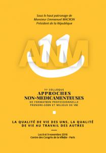 Colloque Agevillage / Humanitude : « Approches non-médicamenteuses » @ Centre des Congrès de la Villette | Paris | Île-de-France | France
