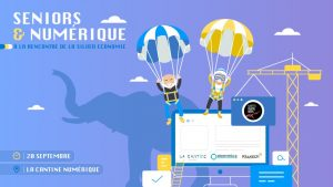 Seniors et numérique : à la rencontre de la silver économie @ La Cantine | Nantes | Pays de la Loire | France
