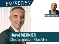 Entretien avec Hervé Meunier, Directeur général de Filien Admr (Téléassistance)
