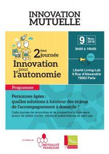 Innovation pour l'autonomie @ Liberté Living Lab | Paris | Île-de-France | France