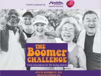 Les 3 gagnants du concours «The Boomer Challenge»