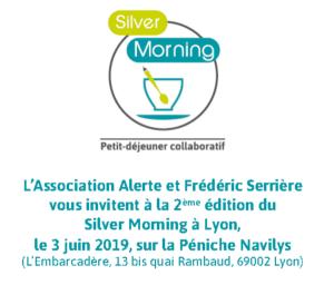 Petit-déjeuner Silver Morning - Lyon @ Péniche Navilys