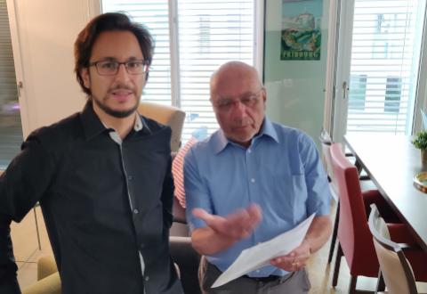 Leonardo Angelini : Silver&Home veut sensibiliser aux gérontechnologies