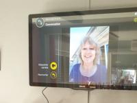 Le Département de l'Isère déploie le dispositif de visioconférence e-lio dans les Ehpad