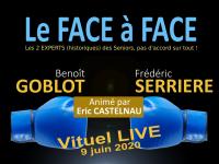 Face à Face : Benoit Goblot vs Frédéric Serrière