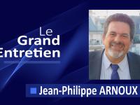 Le Grand Entretien de Jean-Philippe Arnoux