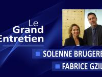 Le Grand Entretien de Solenne Brugère et Fabrice Gzil