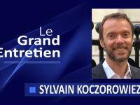 Le Grand Entretien de Sylvain Koczorowiez