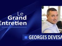 Le Grand Entretien de Georges Devesa