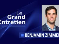 Le Grand Entretien de Benjamin Zimmer