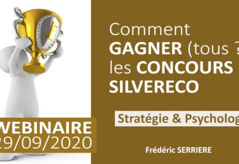 Comment gagner les concours SilverEco