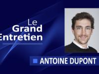 Antoine Dupont nous parle innovation & Silver Eco avec l'exemple d'Auxivia