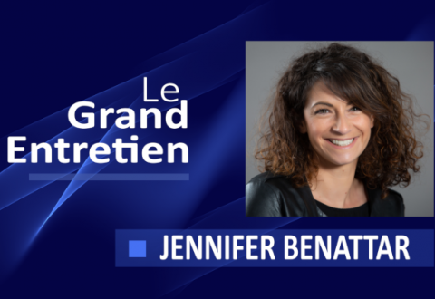 Jennifer Benattar (Directrice du Développement de la solution ExoStim)