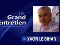 Yvon Le Bihan : notre ambition est de couvrir le parcours complet des Seniors