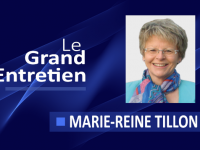 Marie Reine TILLON (Présidente Una) : enjeux et situations du secteur de l'aide à domicile