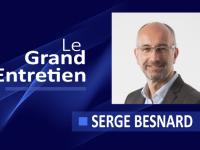 Serge Besnard : la reconnaissance vocale enfin au service des infirmières à domicile