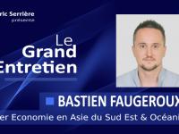Bastien Faugeroux (Business France) : La silver économie en Asie du Sud-Est et en Océanie