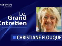 Christiane Flouquet (Cnav) : actions de prévention & départ à la retraite