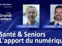 Santé & Seniors : l'apport du numérique