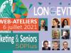 2 Web-Ateliers «Marketing & Seniors» dans le cadre du congrès Longevity – 6 juillet 2021