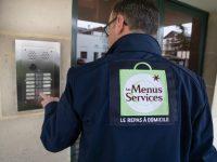 Le vendredi 08 février 2019, entreprise Menus Services, réseau de portage de repas à domicile des seniors.